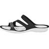 Crocs Swiftwater Naiset sandaalit , musta
